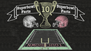 Superbowl 50 Facts